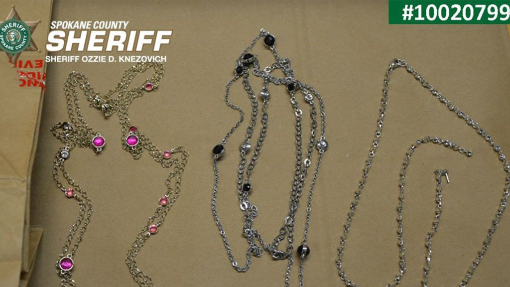 Detectives searching for owners of stolen jewelry