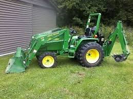 Deputies search for stolen tractor, ask for public's help