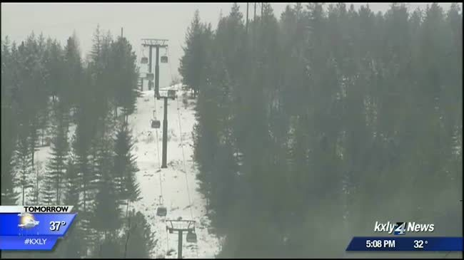 Storm brings fresh powder to Silver Mountain Resort