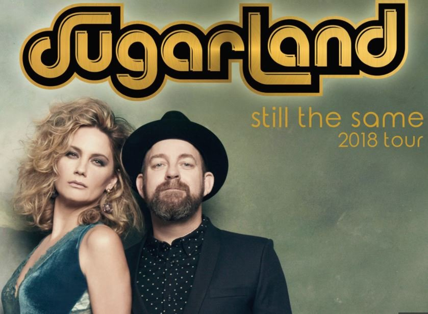 Country duo Sugarland to play at Spokane Arena in June