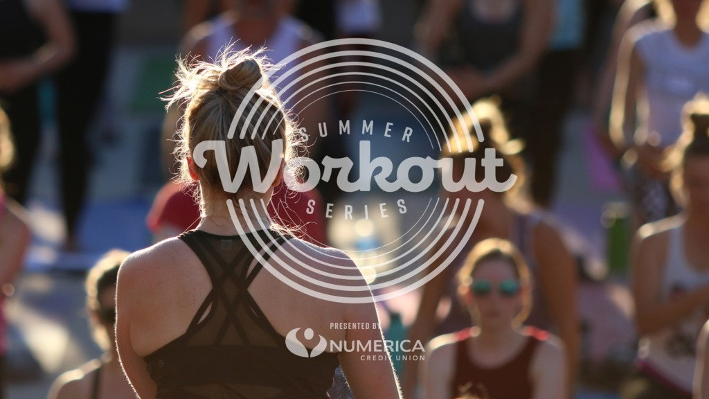 Summer workout series returns to downtown Spokane