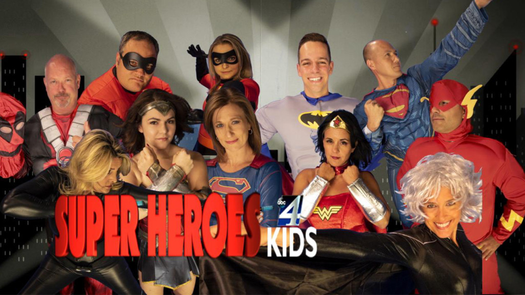 Superheroes 4 Kids Week leaves lasting impact