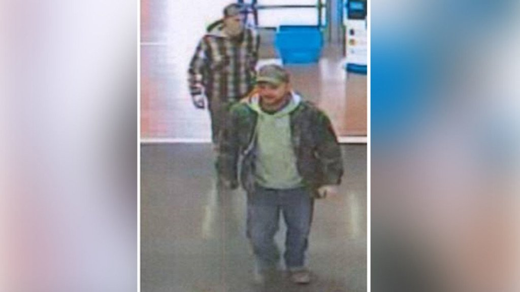 Post Falls Police search for men suspected of theft