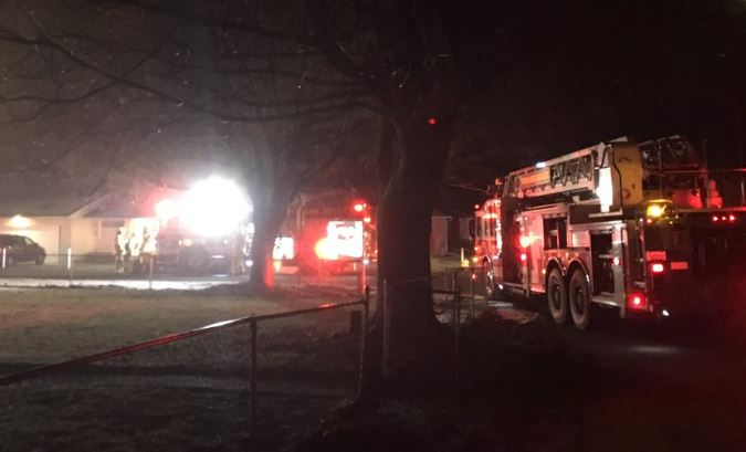 Kitchen fire causes $20,000 damage to Spokane Valley home