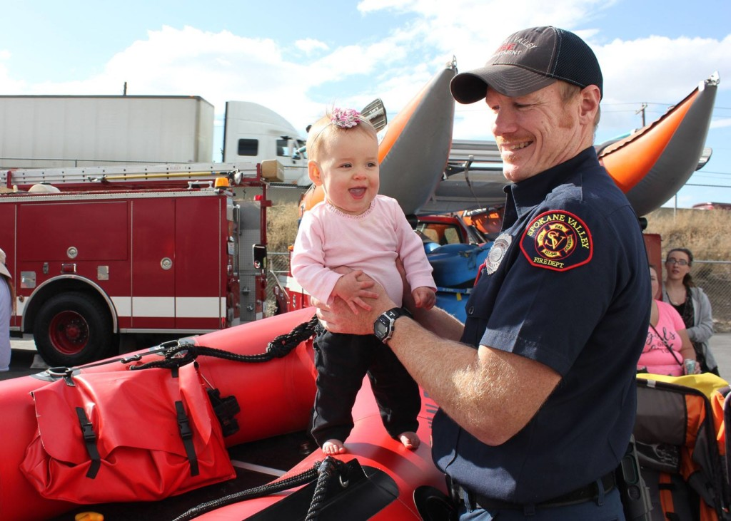 Spokane Valley Fire Department holding open house Saturday