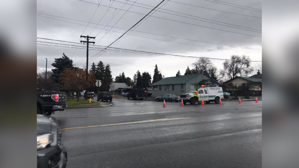 SWAT, bomb squad units find drugs, weapons in Spokane Valley home