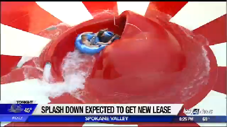 City to enter new lease agreement with water park