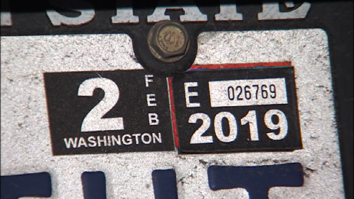 Proposed bill would require proof of insurance when renewing car tabs