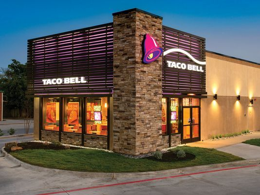 A Taco Bell