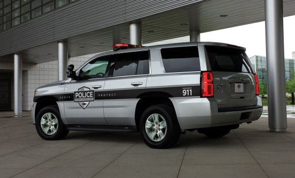 Win an SUV for local law enforcement K9 unit