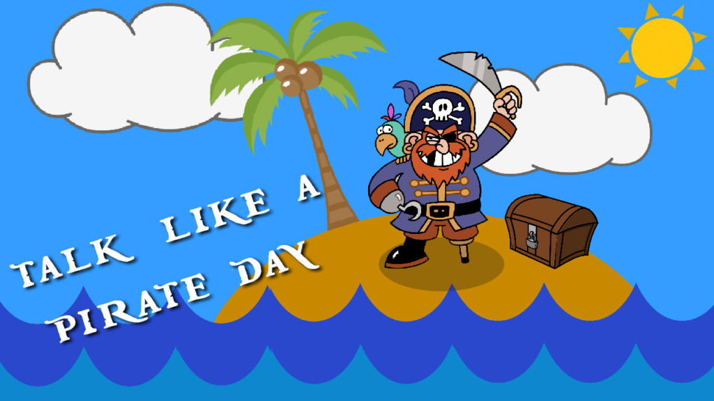 "South Hill library offers ""Talk Like a Pirate Day"" children's event"