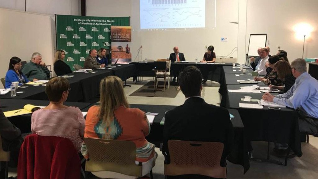 Eastern Washington agriculture leaders meet to discuss tariff impacts