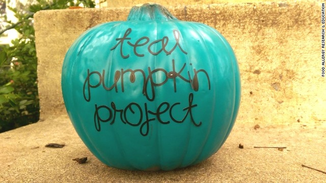 Teal Pumpkin Project helps all children trick-or-treat