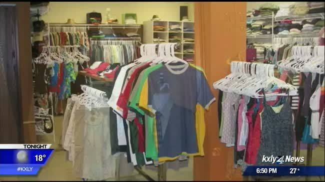 "Teen Closet gives kids in foster care a chance to feel ""more normal"""