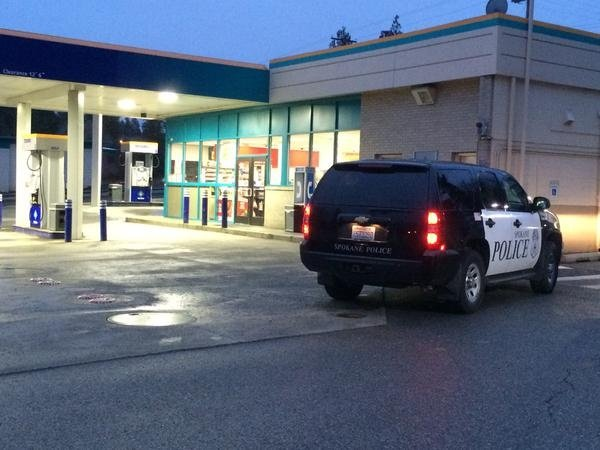 Police arrest two suspects for South Hill gas station robbery
