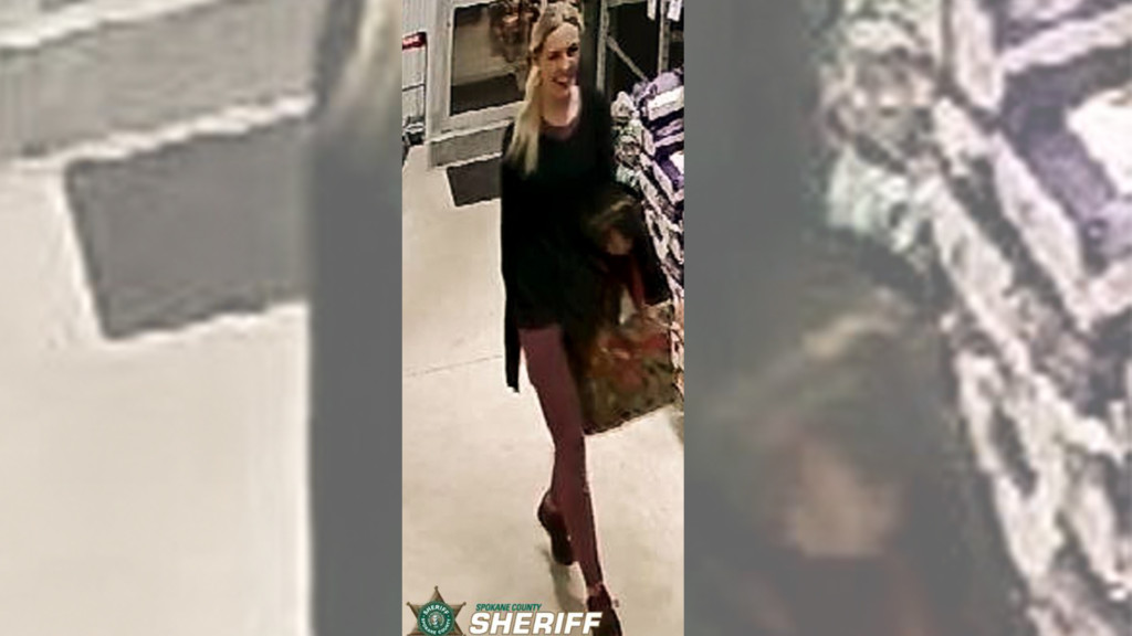 SCSO identifies woman accused of stealing drill from North 40 Outfitters
