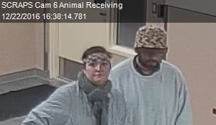SCRAPS needs help identifying possible thieves