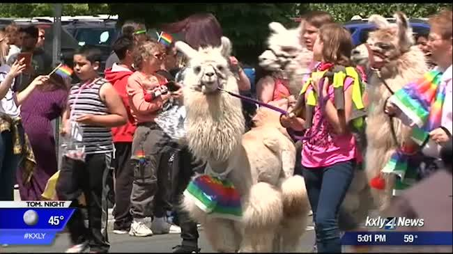 Celebrate Spokane Pride at Saturday's parade
