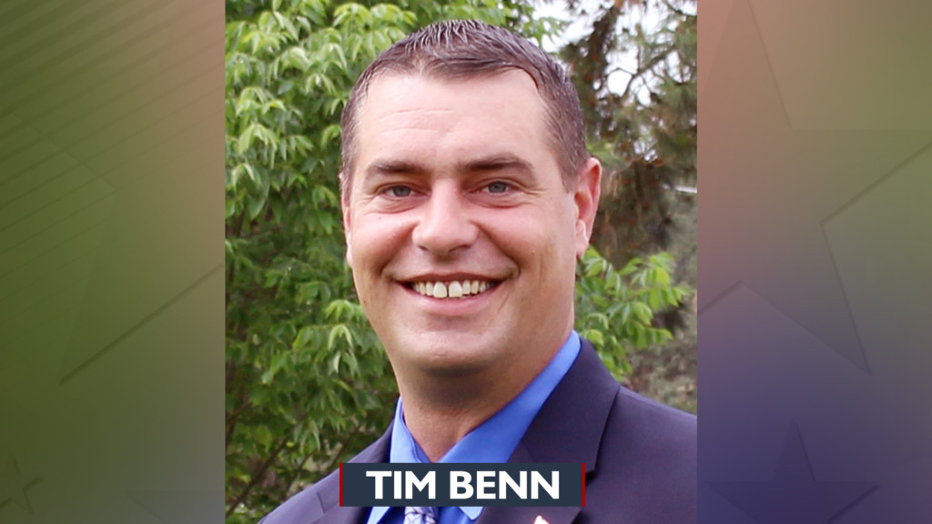 4 for 4: Getting to know Spokane City Council candidate Tim Benn