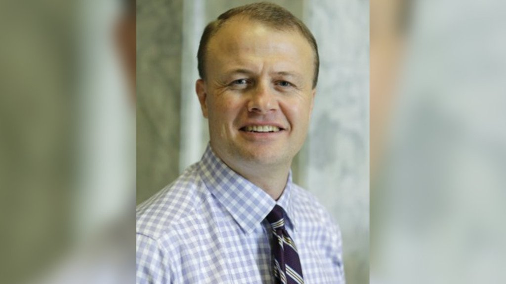 Car tab law proponent Tim Eyman