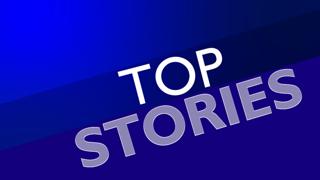 Top Stories for September 3