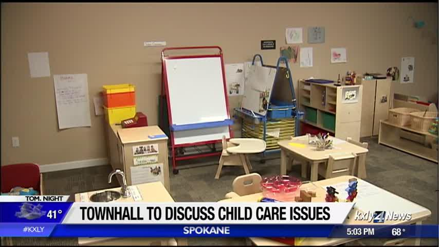 Townhall to discuss biggest issues facing childcare in our area