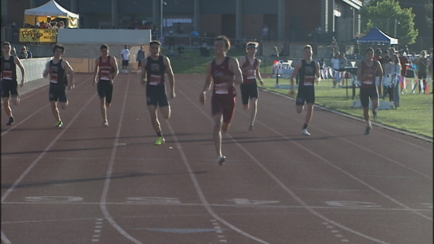 GSL Sub-District track meet, day one