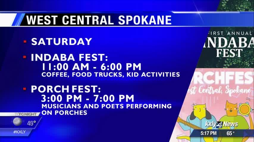 Two fests in West Central Spokane Saturday aim to bring together community