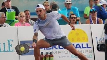 Hayden man named best pickleball player best in the world