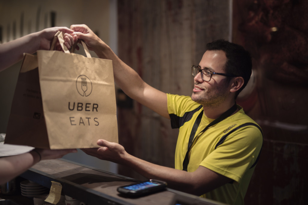 UberEATS launches in CDA today