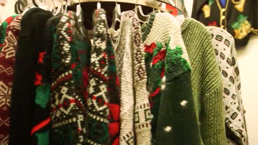 Dec. 20 is National Ugly Sweater Day!