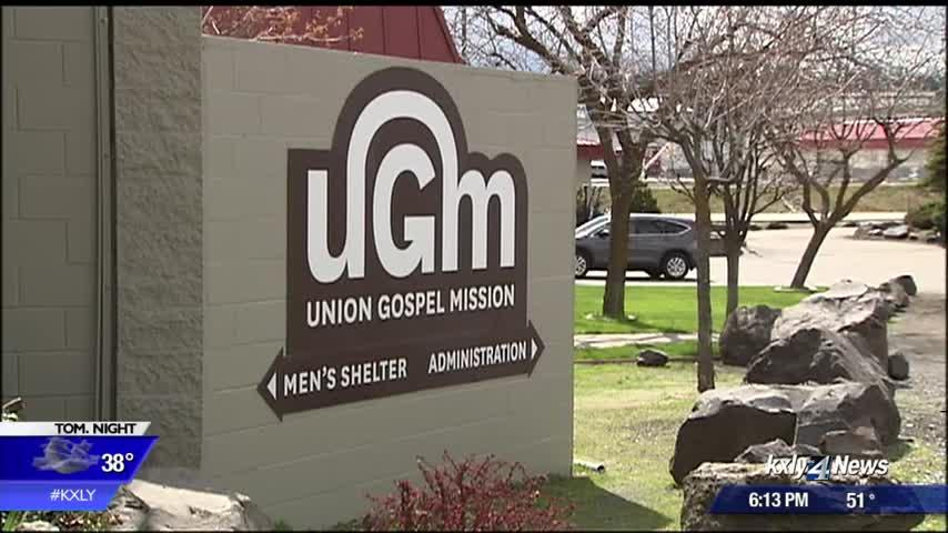 City of Spokane backs out of land deal with Union Gospel Mission