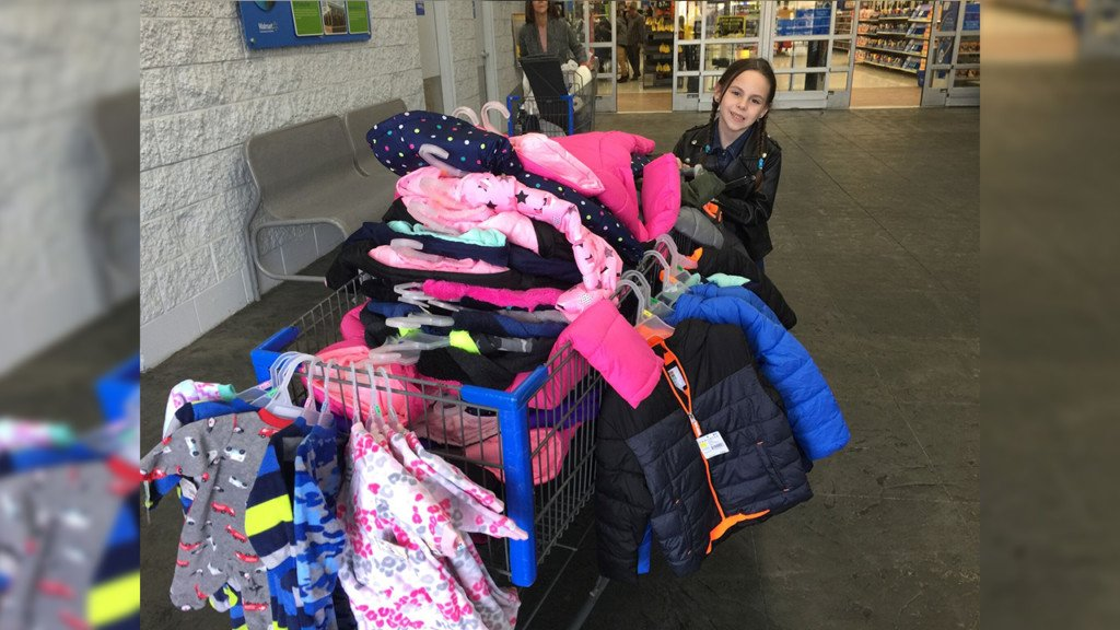 Free kids fair admission with Coats 4 Kids donation