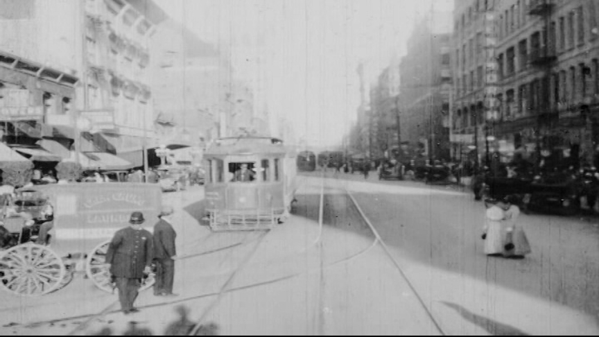 Old film gives a rare look into Spokane's history during 1910-1911