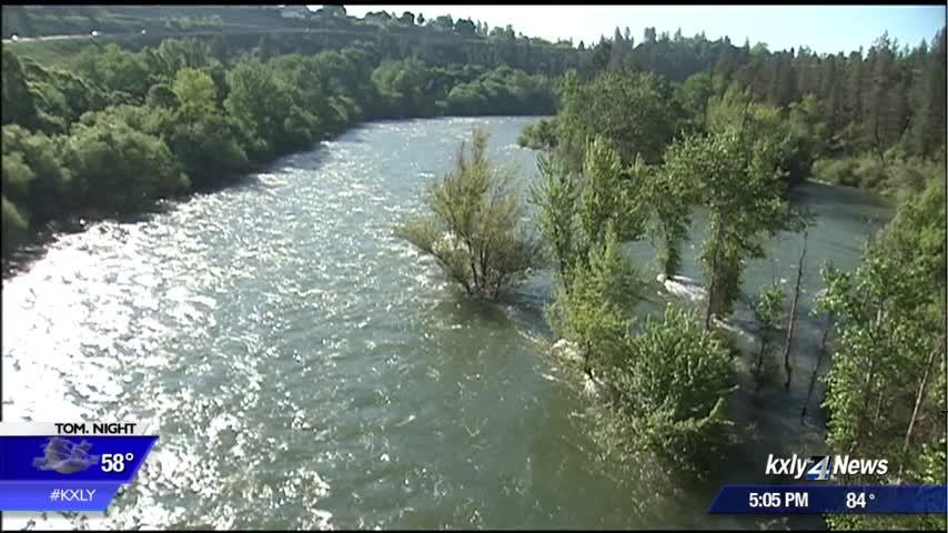 UPDATE: Recovery along Spokane River halted due to dangerous conditions