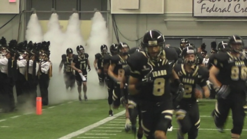 Vandals stall in loss to Arkansas State