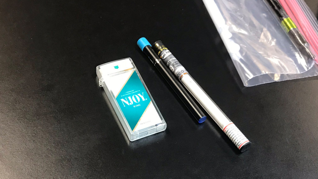 Local health experts urging parents to know what vaping devices look like