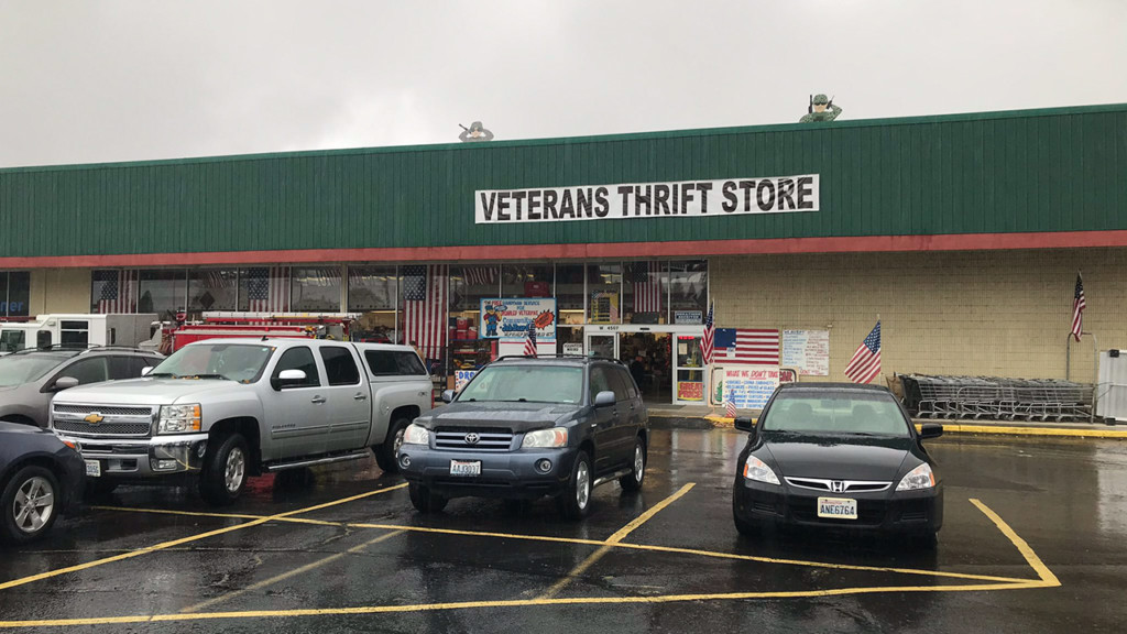 Non-profit collects blankets for veterans in need at annual 'Warming Spokane'
