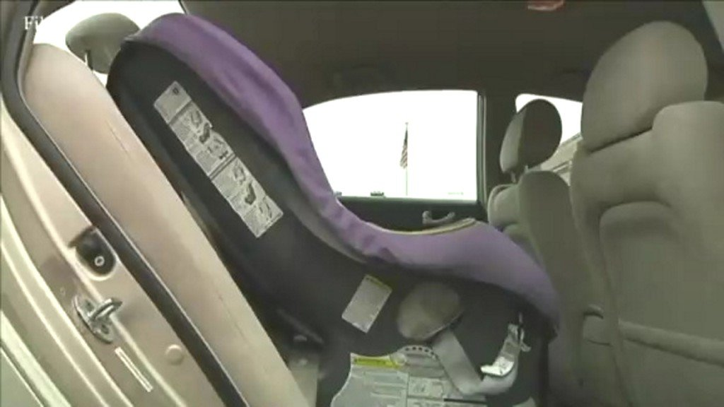 New car seat laws coming to Washington state in 2020