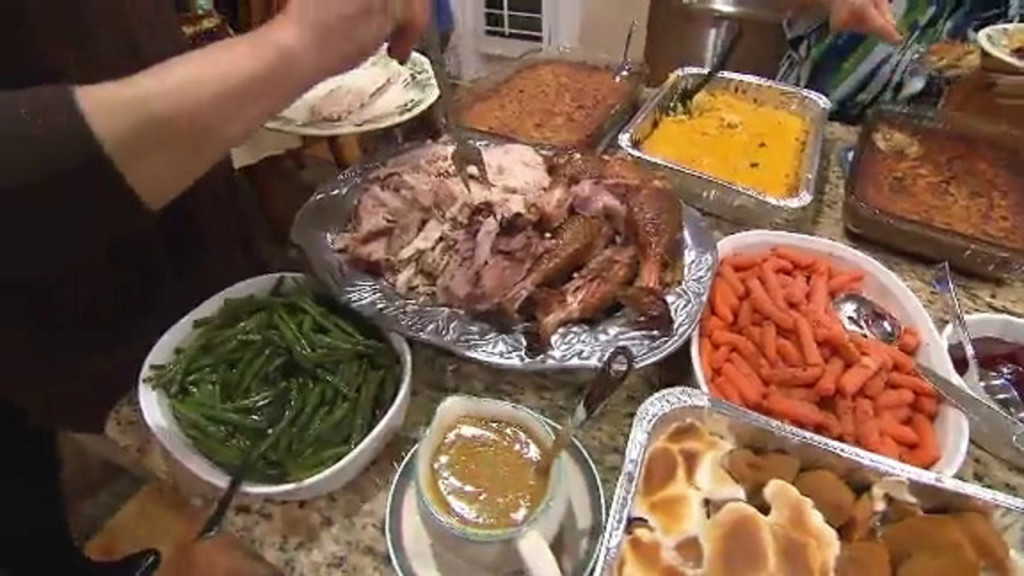#happylife: Crowd-pleasing sides for Thanksgiving dinner