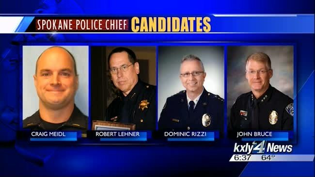 Mayor to announce police chief selection this morning