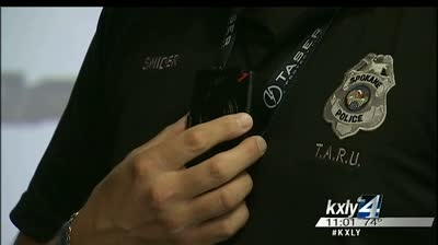 ASU studies Spokane Police body cam program