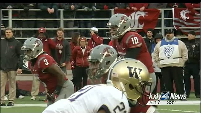 Cougs, Huskies ready for the Apple Cup
