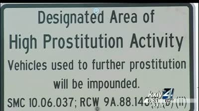 One year later, prostitution down along Sprague Avenue