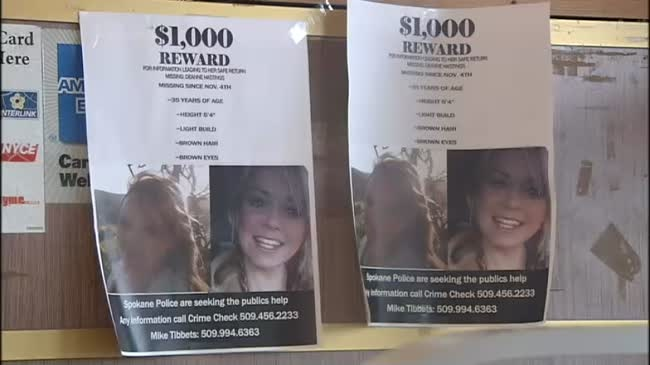 Detectives searching for Deanne Hastings