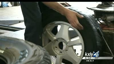 Driving with snow tires now legal in Wash.