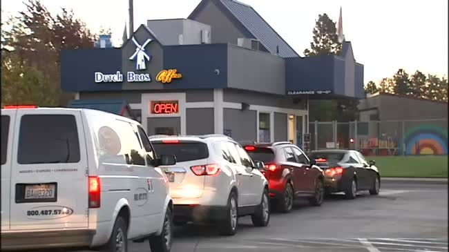 Dutch Bros. donating Thursday funds to Christmas Wish
