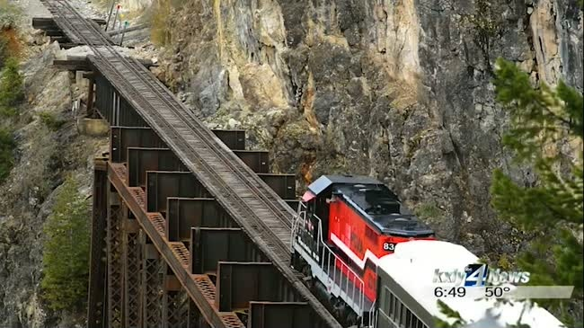 End of the line for the Metaline Falls train
