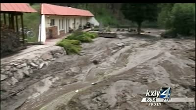 Flash flooding hits Carlton Complex area homes