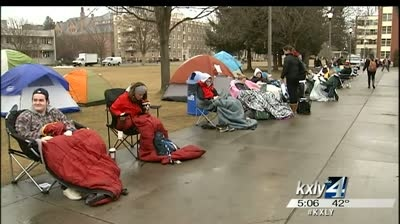 """Gonzaga's """"Tent City"""" could be halted due to conduct issues"""